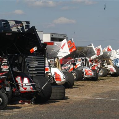 World of Outlaws World Finals 2008