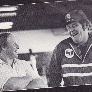CALE YARBOUGH & BUDDY BAKER
