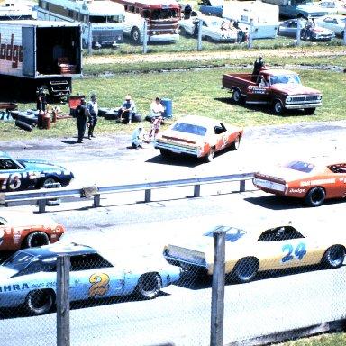 April 23, 1972 North Wilkesboro