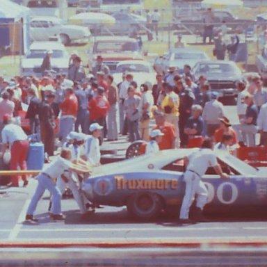 #90  Richard Brooks   1975 Rebel 500 @ Darlington