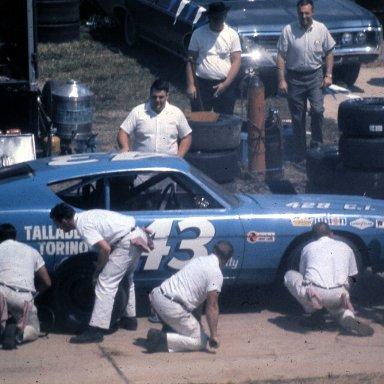 1969 Western Carolina 500
