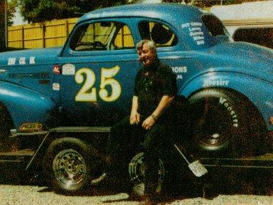 Doug Sawyers- 25 -Ridgeway Va.- Old Timers Club