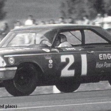 1963 Goldenstate 400 Dave MacDonald 2