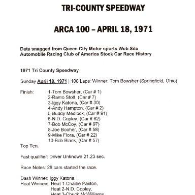 TC Results