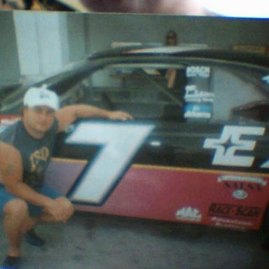 me hangin with the bodine ride