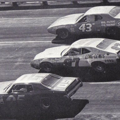 1972 Three Wide