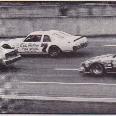 RICK ROLAND & RED FRAMER IN THE 16