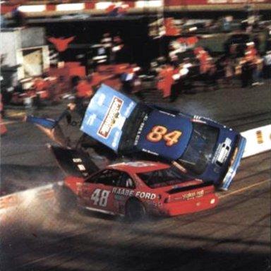 ASA 1995 Finish @ Jennerstown (PA) Speedway
