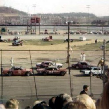 Feature Line-Up @ Heidelberg Apr1970