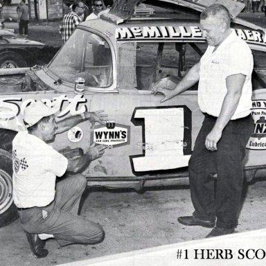 #1 Herb Scott 1965