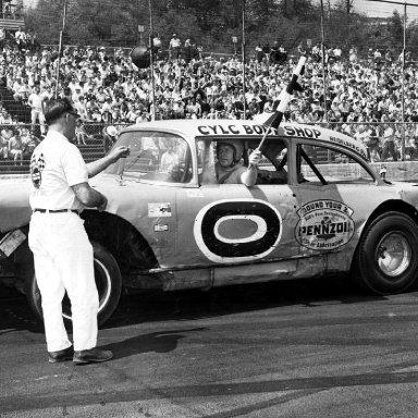 #0 Herb Scott @ Heidelberg (PA) Raceway 1967