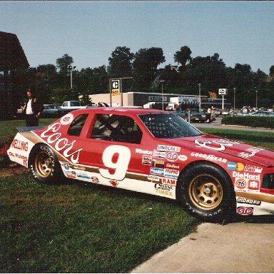 Bill Elliott Ford Car Lot-Martinsville Va.-Mr. Walczah Collection.