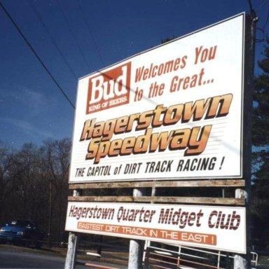 East Coast Opener @ Hagerstown (MD) Speedway Feb 23rd 1997