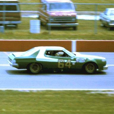 #64 Tom Gale 1976 Cam 2 Motor Oil 400 @ Michigan