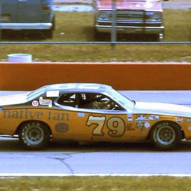 #79 Frank Warren  1976 Cam 2 Motor Oil 400 @ Michigan