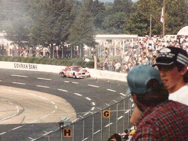 Martinsville Speedway-Martinsville Va.-Mr. Walczah Collection.