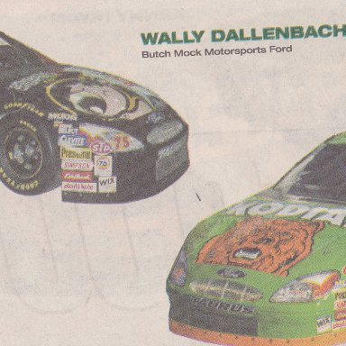 WALLY DALLENBACH JR & STACEY COMPTON