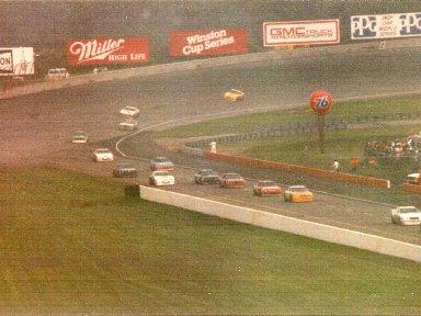 Michigan Speedway-Mr. Walczah Collection
