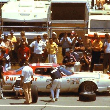 #21  David Pearson  1976 Cam 2 Motor Oil 400 @ Michigan