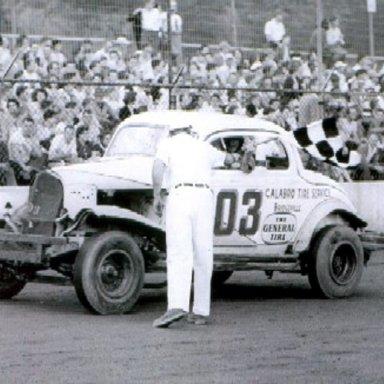 #603 Glade Neil @ Heidelberg (PA) Raceway 1956