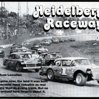 #1 Herb Scott at Tri-State 150 Heidelberg (PA) Raceway Oct 2nd 1966