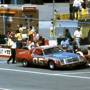 #05 David Sisco  1976 Cam 2 Motor Oil 400 @ Michigan