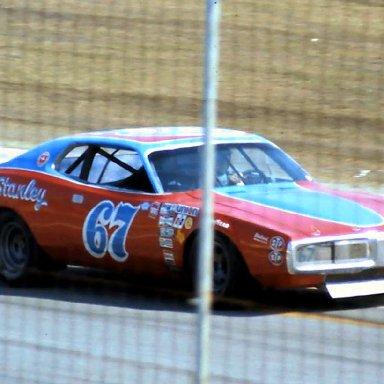 #67 Buddy Arrington 1976 Daytona 500