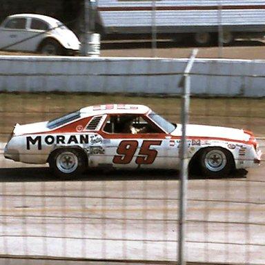 #95 Jim Hurtubise 1976 Daytona 500