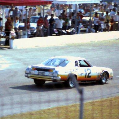 #12 Neil Bonnett 1976 Daytona 500