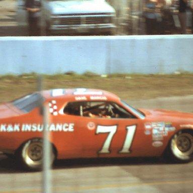 #71 Dave Marcis 1976 Daytona 500