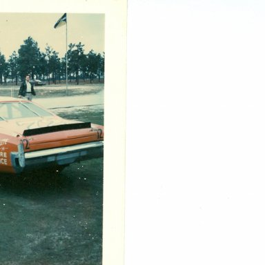 1973 BENNY PARSONS OPEN HOUSE N.C.M.S.