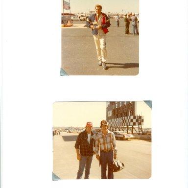 1978 BUDDY BAKER, NEIL BONNETT & DONNIE ALLISON