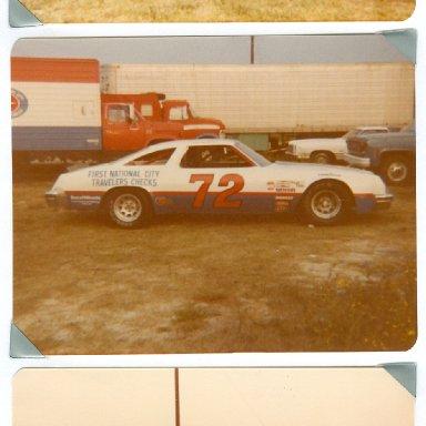 1978 BENNY PARSONS RACE SHOP & OPEN HOUSE