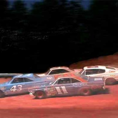 on the dirt in '67