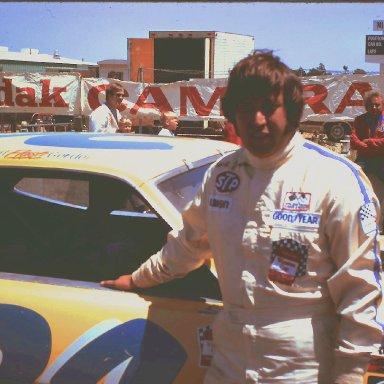 #24 Cecil Gordon 1972 Motor State 400 @ Michigan