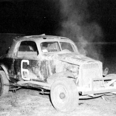 #6 Buddy O'Connor PRA @ South Park (PA) Speedway 1957