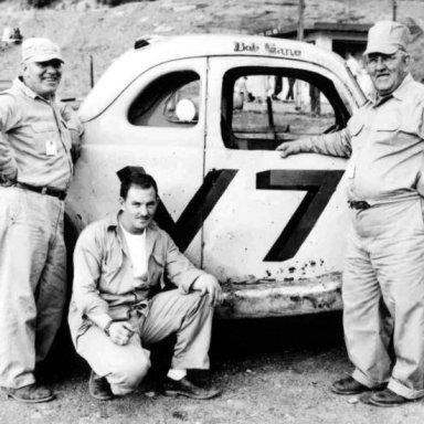 #V7 Bob Gane and Crew @ South Park (PA) Speeday 1950's