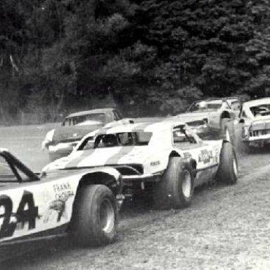 #7 Herb Scott @ North Hills (PA) Raceway 1970's (2)