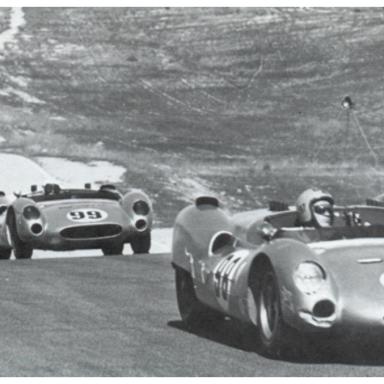 1963 LA Times GP at Riverside - Dave MacDonald in Shelby King Cobra