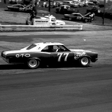 Ron King # 77