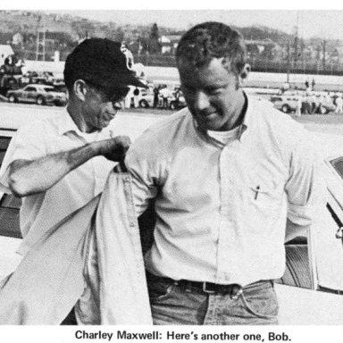 Bob Senneker @ Heidelberg (PA) Raceway 1969