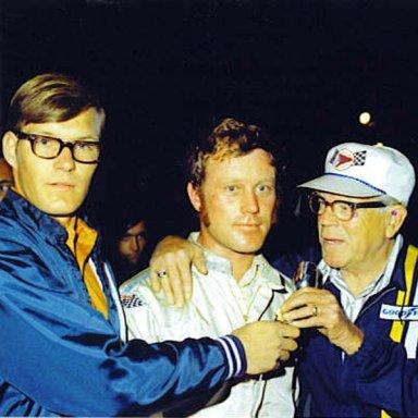 Bob Senneker @ Toledo (OH) Speedway 1971