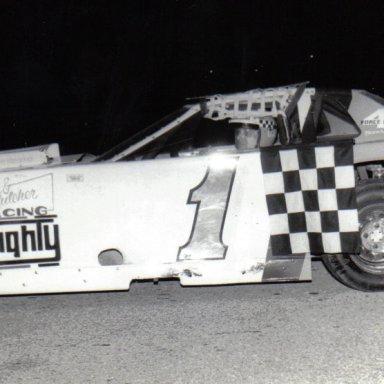 # 1 Lennie Waldo   Pro-4  @ Columbus ( Oh.)   mid 80s