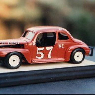 Roy Tyner's '46 Ford #57