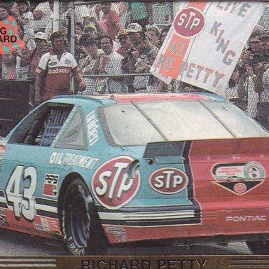 RICHARD PETTY 1992