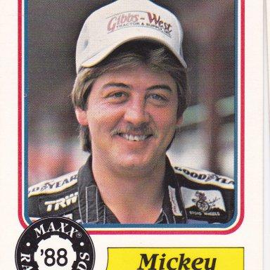 MICKEY GIBBS