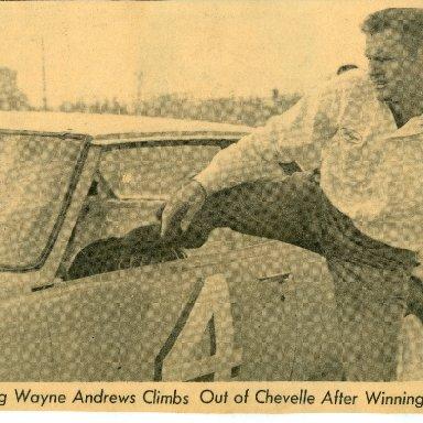 1965 WAYNE ANDREWS