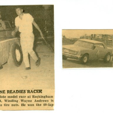1960'S WAYNE ANDREWS