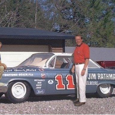 Ned Jarrett's last Chevy