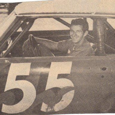 Bob Pressley Hickory 1970